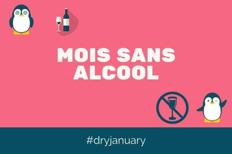 dry january mois sans alcool boire ou ne pas boire
