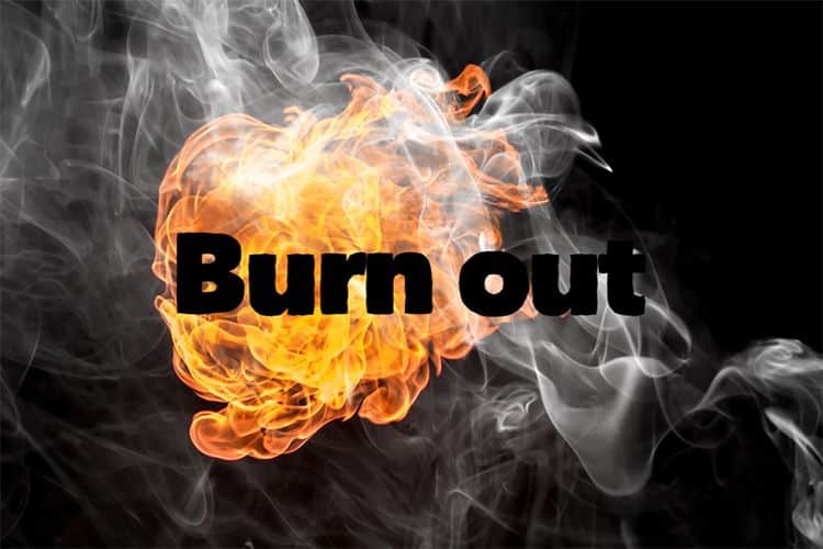 burnout burn out épuisement professionnel